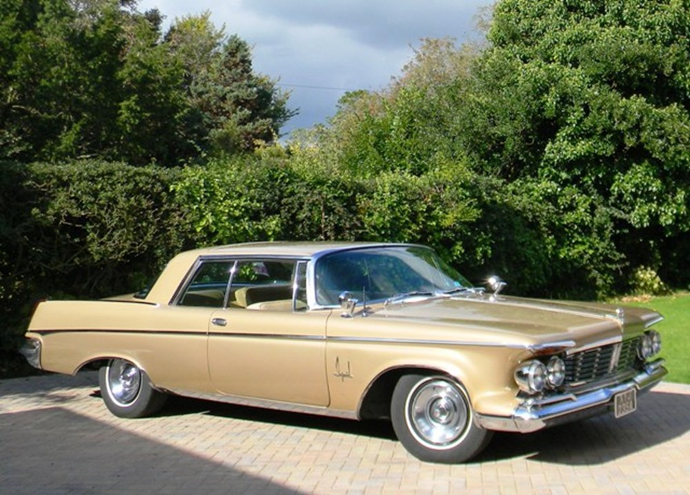 Lot 249 - 1963 Chrysler Imperial Custom