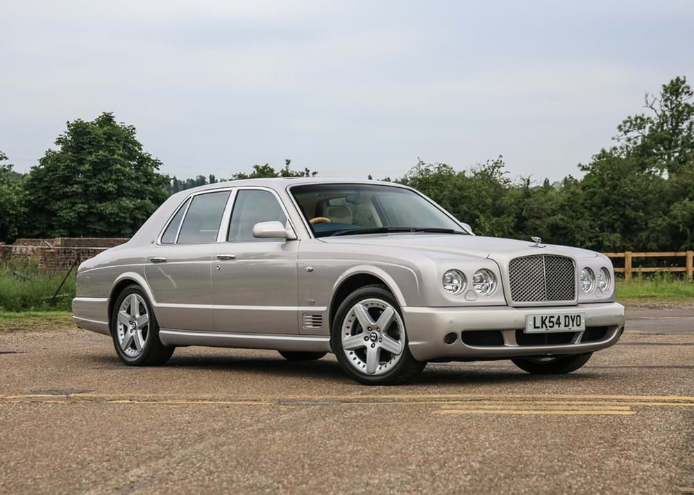 Lot 230 - 2004 Bentley Arnage T
