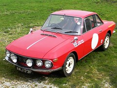 Navigate to Lot 318 - 1969 Lancia Fulvia Coupe Rallye HF