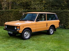 Navigate to Lot 211 - 1980 Range Rover