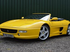 Navigate to Lot 321 - 1999 Ferrari 355 F1 Spider