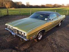 Navigate to Lot 209 - 1972 Ford Galaxie LTD