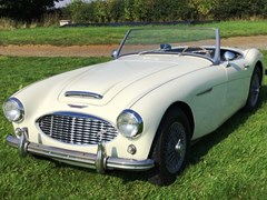 Navigate to Lot 223 - 1960 Austin Healey 3000 Mk. I