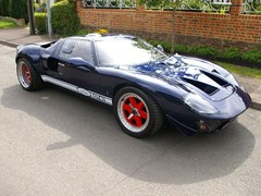 Navigate to Lot 379 - 1996 Ford GT40 Recreation by Tornado