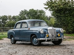 Navigate to Lot 112 - 1959 Mercedes-Benz 180 Ponton