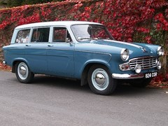 Navigate to Lot 299 - 1961 Standard Vanguard Vignale Estate