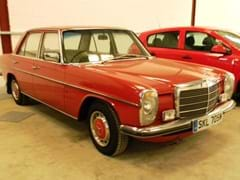 Navigate to Lot 225 - 1974 Mercedes-Benz 230