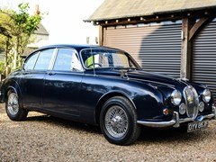 Navigate to Lot 117 - 1967 Jaguar 340 Saloon