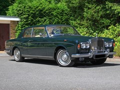 Navigate to Lot 143 - 1967 Rolls-Royce 2-Door Mulliner Park Ward
