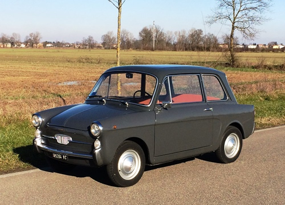 Lot 222 - 1965 Bianchi Autobianchi Bianchina Berlina