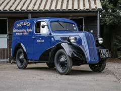 Navigate to Lot 127 - 1938 Fordson Van