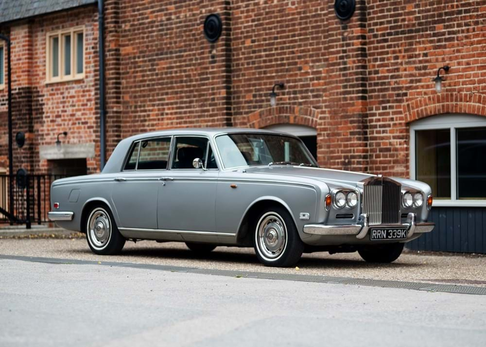 Lot 214 - 1971 Rolls-Royce Silver Shadow I
