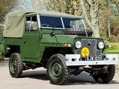 Navigate to Lot 115 - 1969 Land Rover Series IIA Lightweight