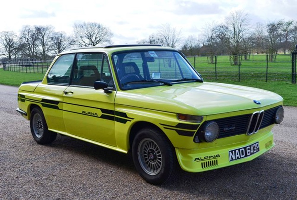 bmw 2002 tii alpina recreation. Black Bedroom Furniture Sets. Home Design Ideas