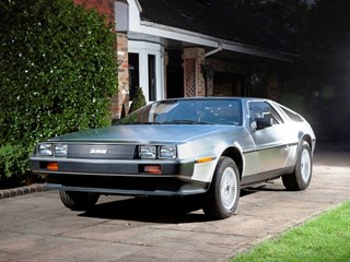 Record Breaking DeLorean