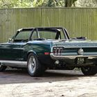 Ref 112 1968 Ford Mustang Convertible SB -