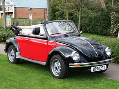 Navigate to Lot 267 - 1978 Volkswagen Beetle 1303 Convertible by Karmann