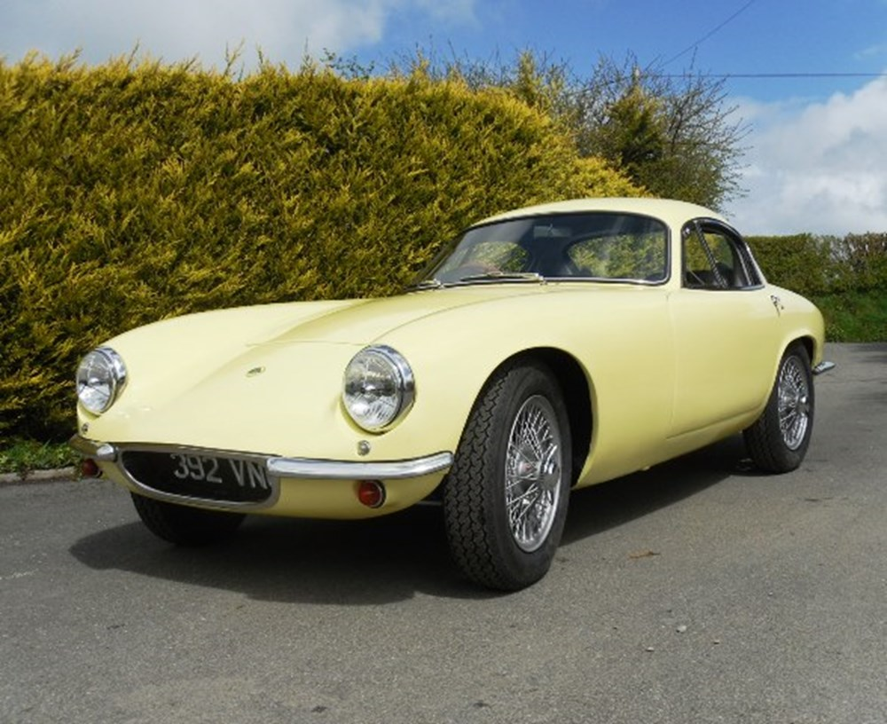 Lot 157 - 1961 Lotus Elite Series II (Type 14)