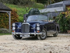 Navigate to Lot 244 - 1964 Alvis TE21 Drophead Coupé by Park Ward