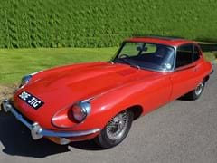 Navigate to Lot 226 - 1969 Jaguar E-Type Series II 2+2 Coupé (4.2 litre)