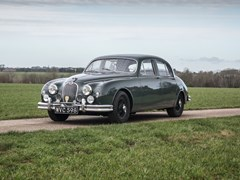 Navigate to Lot 259 - 1958 Jaguar Mk. I (3.4 litre)
