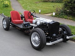 Navigate to Lot 327 - 1953 Jaguar XK120 Rolling Chassis