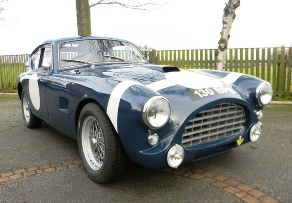 Ac Aceca Specialist Classic Sports Car Auctioneers