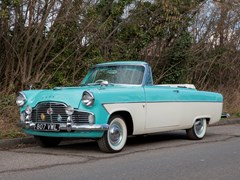 Navigate to Lot 223 - 1961 Ford Mk. II Zephyr 6 Convertible