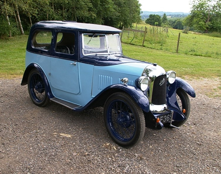 Classic Cars For Sale In Yorkshire