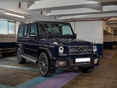 Navigate to Lot 245 - 2011 Mercedes-Benz G350