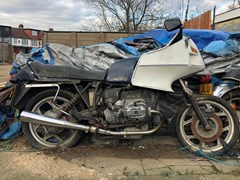 Navigate to Lot 101 - 1993 BMW R80 RT