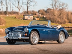 Navigate to Lot 201 - 1965 Austin Healey 3000 Mk. III BJ8