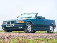 Navigate to Lot 255 - 1995 BMW 328i Convertible