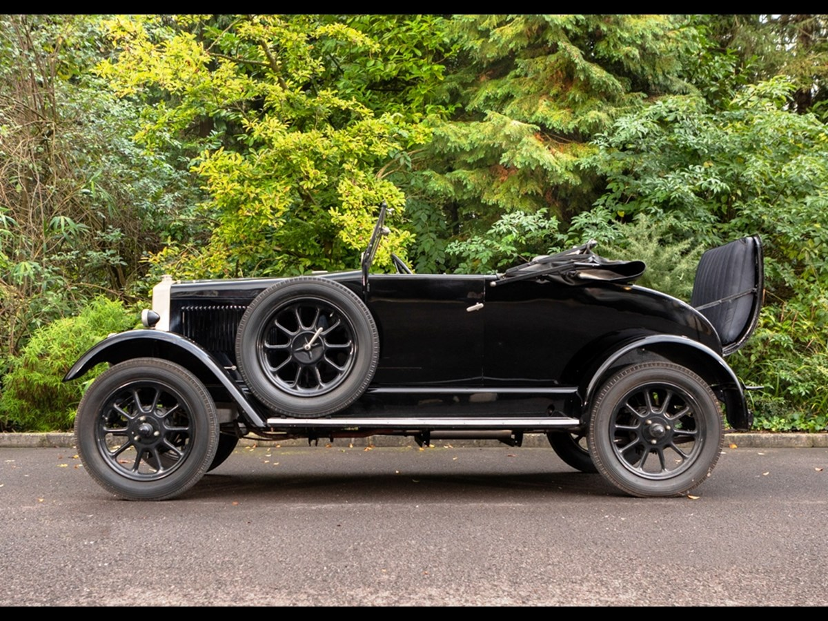 Lot 110 - 1926 Morris Cowley Tourer