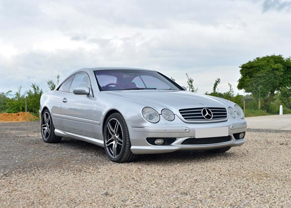 Lot 108 - 2005 Mercedes-Benz CL55 AMG *WITHDRAWN*