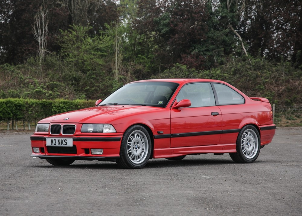 Lot 130 - 1995 BMW E36 M3 Coupé
