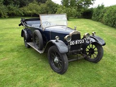 Navigate to Lot 252 - 1926 Talbot 10/23 Tourer
