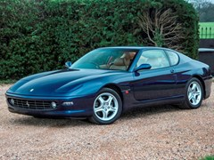 Navigate to Lot 188 - 1998 Ferrari 456M GTA