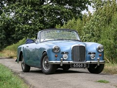 Navigate to Lot 147 - 1960 Alvis TD21 Drophead Coupé