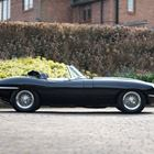 Ref 120  1969 Jaguar E-Type Series II Roadster (4.2 litre) -