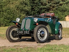 Navigate to Lot 117 - 1938/1947 Dellow Prototype