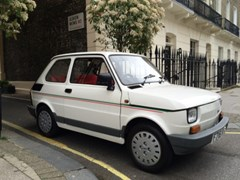 Navigate to Lot 277 - 1989 Fiat 126 Bis