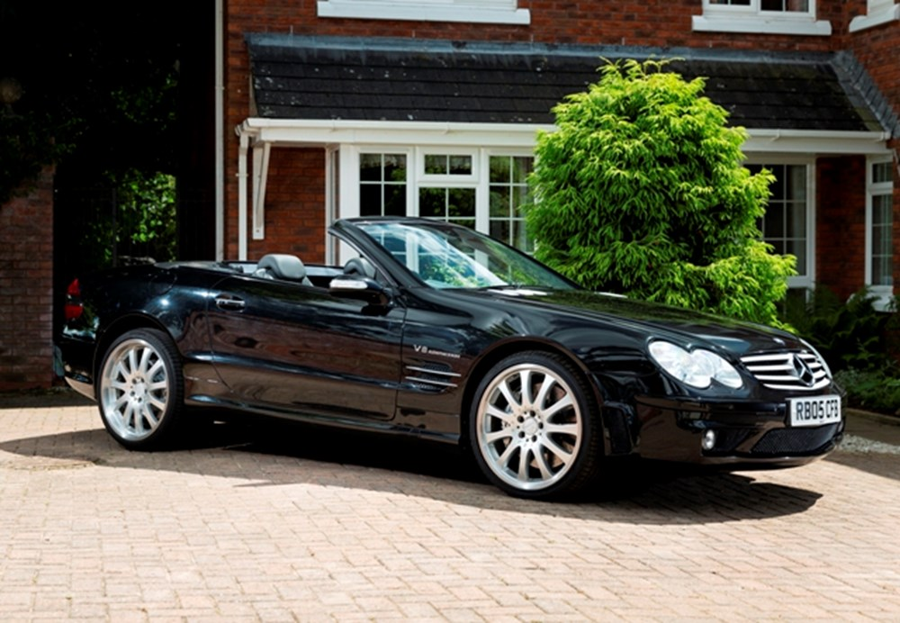 Lot 236 - 2005 Mercedes-Benz SL 55 AMG F1