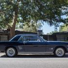 REF 105 1966 Ford Mustang Notchback -