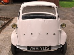 Navigate to Lot 285 - 1956 Isetta Velam