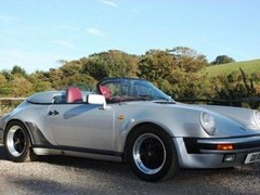 Navigate to Lot 271 - 1989 13028 911 Speedster (Turbo Body)