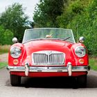 REF 43 1959 MGA Twin Cam Roadster -