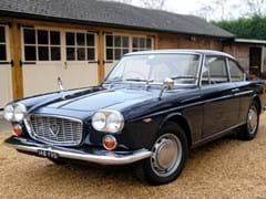 Navigate to Lot 270 - 1963 Lancia Flavia Coupé