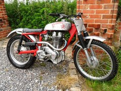 Navigate to Lot 225 - 1958 Ariel HT5 Trials Motorcycle (500cc)