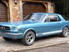 Navigate to Lot 282 - 1965 Ford Mustang Notchback